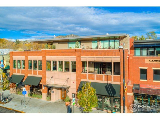 901 Pearl St #202, Boulder, CO 80302 (MLS #863992) :: The Lamperes Team
