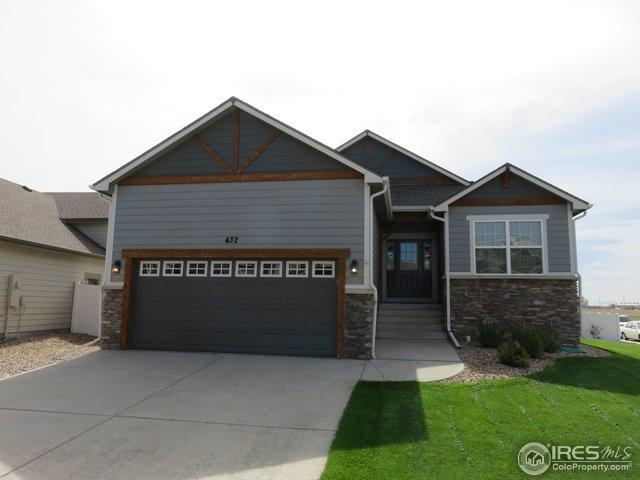 432 Wind River Dr, Windsor, CO 80550 (MLS #864040) :: 8z Real Estate