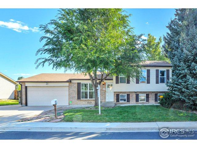 1024 Maple Dr, Broomfield, CO 80020 (MLS #864045) :: Kittle Real Estate