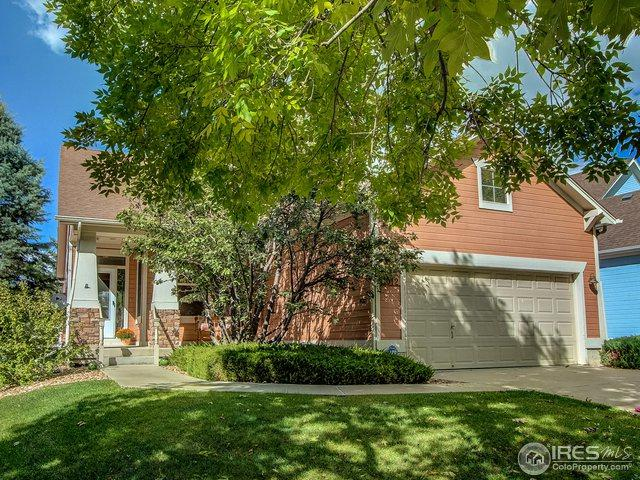 4012 Periwinkle Ln, Longmont, CO 80503 (MLS #864056) :: The Daniels Group at Remax Alliance