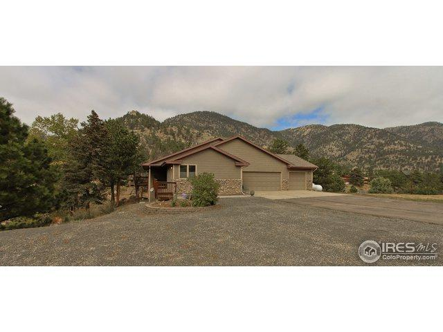 599 Kiowa Rd, Lyons, CO 80540 (MLS #864064) :: Kittle Real Estate