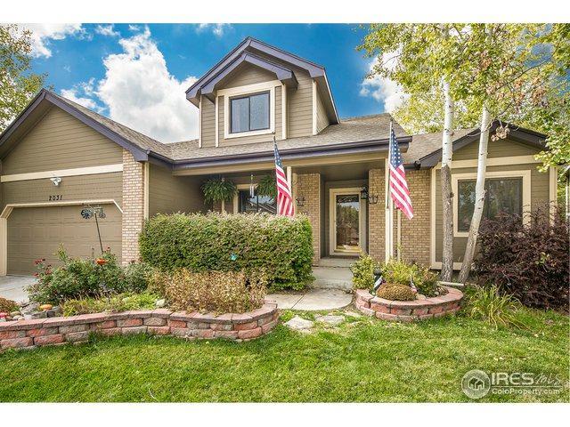 2031 Overlook Dr, Fort Collins, CO 80526 (MLS #864067) :: 8z Real Estate