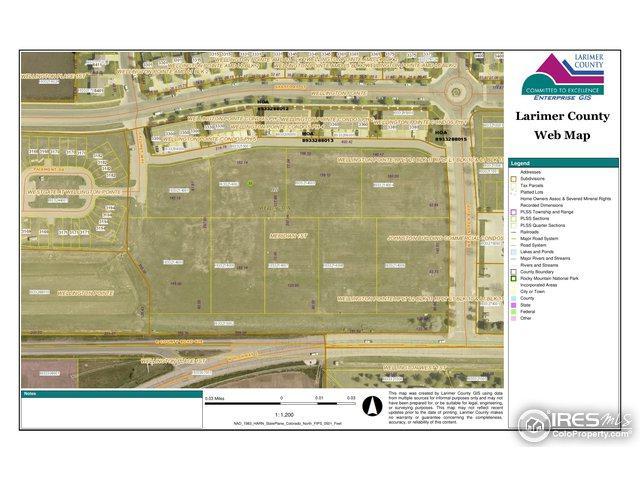 0 Cleveland Ave, Wellington, CO 80549 (MLS #864076) :: 8z Real Estate