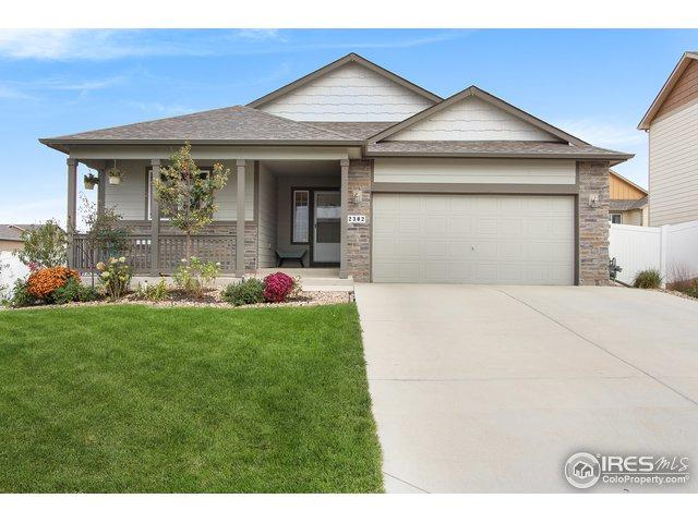2302 76th Ave Ct, Greeley, CO 80634 (MLS #864087) :: 8z Real Estate