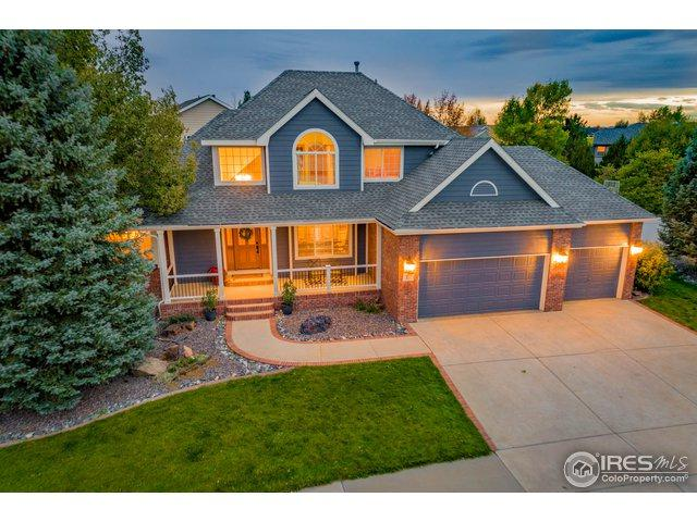 231 Cattail Bay, Windsor, CO 80550 (MLS #864093) :: The Daniels Group at Remax Alliance