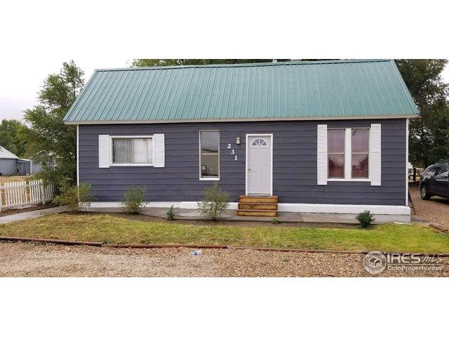 231 S West St, Fort Morgan, CO 80701 (MLS #864188) :: 8z Real Estate