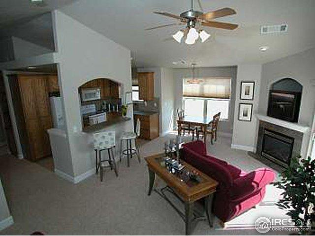 5775 W 29th St #1411, Greeley, CO 80634 (MLS #864192) :: The Daniels Group at Remax Alliance