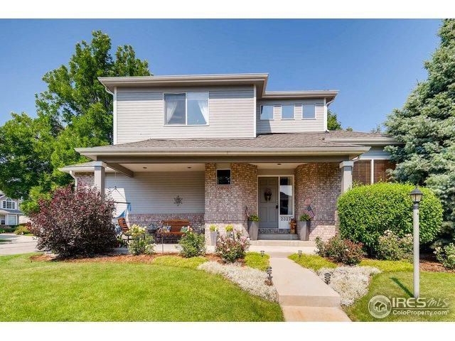 2327 Creekside Dr, Longmont, CO 80504 (MLS #864210) :: 8z Real Estate