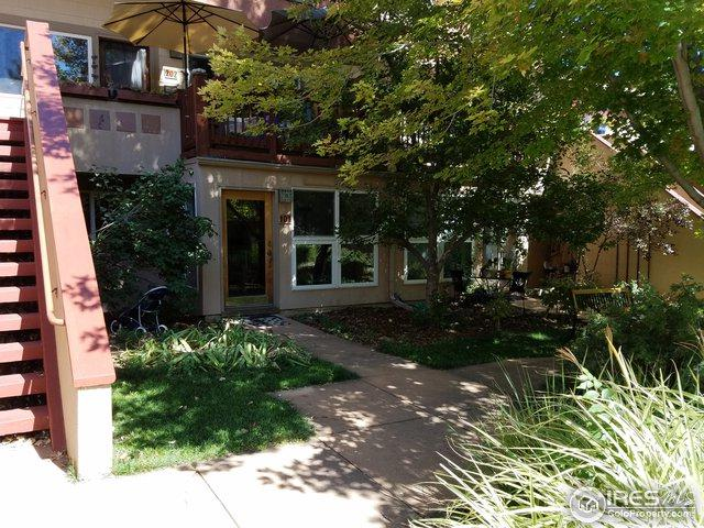 1480 Quince Ave N101, Boulder, CO 80304 (MLS #864211) :: The Daniels Group at Remax Alliance