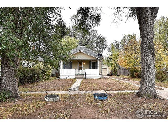 1804 12th St, Greeley, CO 80631 (MLS #864213) :: Kittle Real Estate