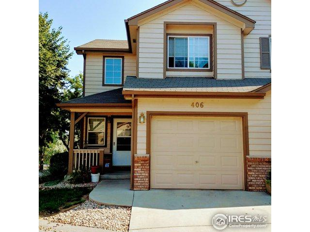 406 Audrey Dr, Loveland, CO 80537 (MLS #864214) :: The Daniels Group at Remax Alliance