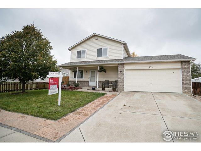 735 S Tamera Ave, Milliken, CO 80543 (MLS #864247) :: 8z Real Estate