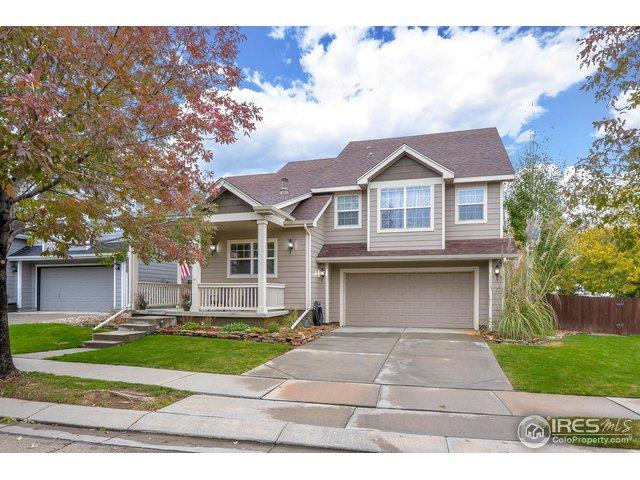 312 Harvest St, Longmont, CO 80501 (MLS #864255) :: 8z Real Estate