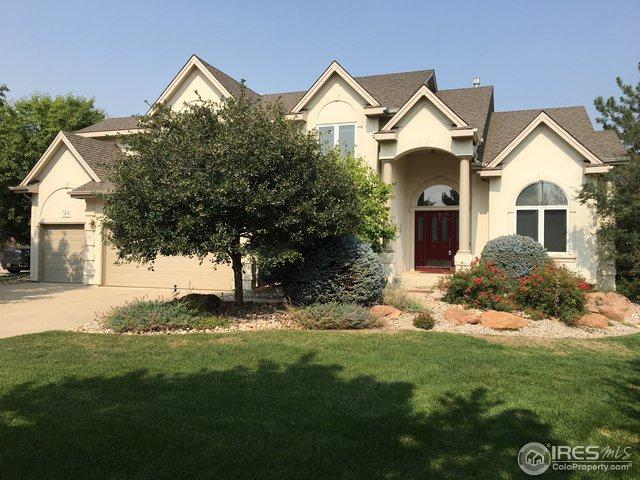 7414 Couples Ct, Fort Collins, CO 80528 (MLS #864268) :: The Daniels Group at Remax Alliance