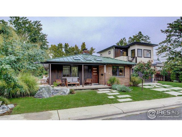 1605 Cedar Ave, Boulder, CO 80304 (MLS #864300) :: 8z Real Estate