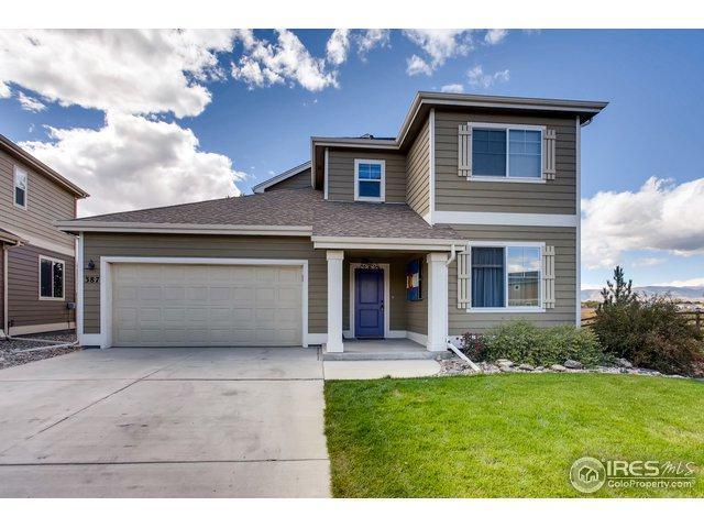 387 Bannock St, Fort Collins, CO 80524 (MLS #864304) :: 8z Real Estate
