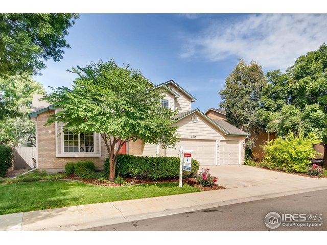 13457 Glen Cir, Broomfield, CO 80020 (MLS #864305) :: Kittle Real Estate