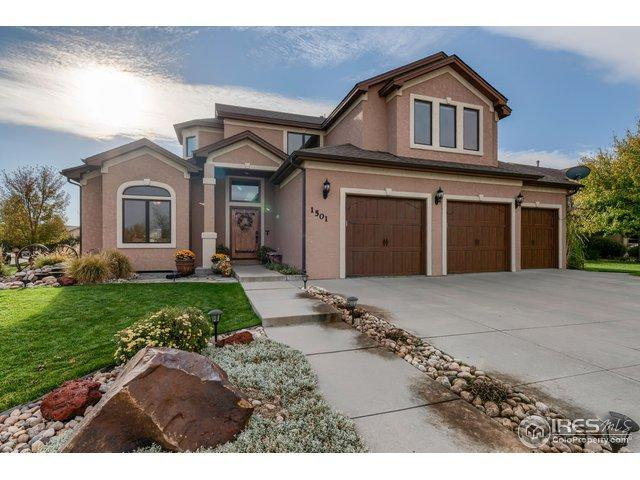 1501 Pintail Cv, Windsor, CO 80550 (MLS #864313) :: The Daniels Group at Remax Alliance