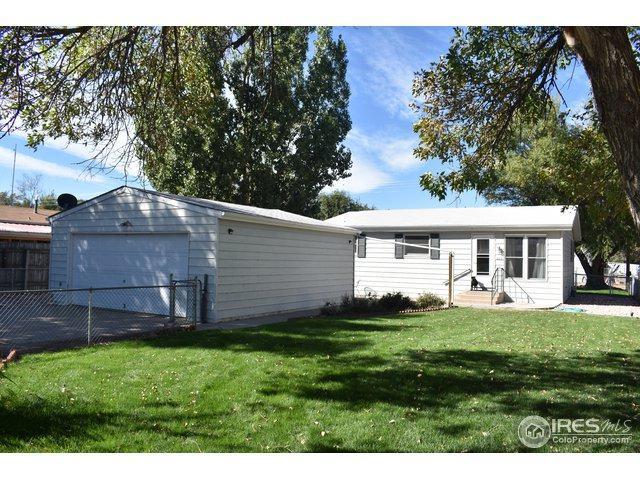 205 High St, Wiggins, CO 80654 (MLS #864330) :: 8z Real Estate