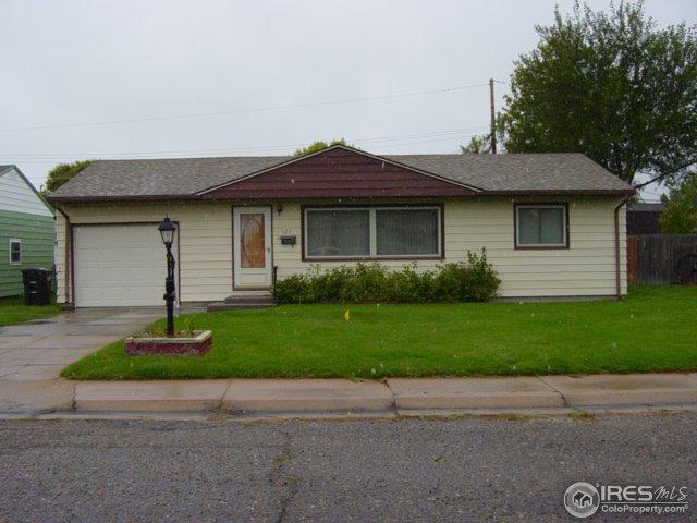 129 Cortez St, Sterling, CO 80751 (MLS #864333) :: Downtown Real Estate Partners