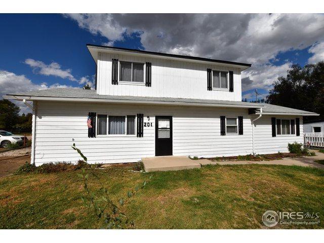 201 E 4th Ave, Severance, CO 80550 (MLS #864343) :: 8z Real Estate