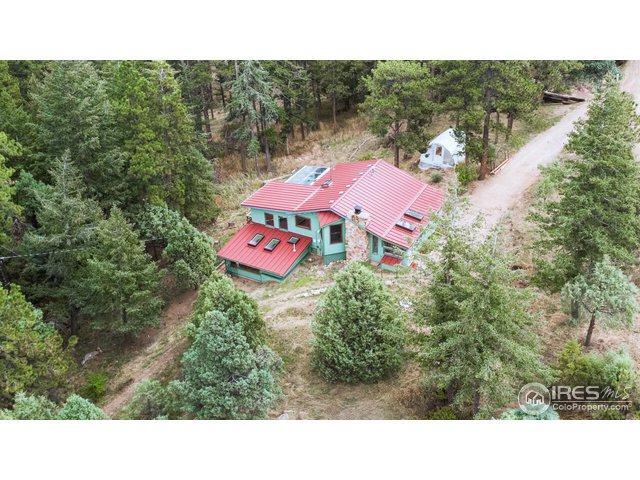 1003 Eagle Dr, Lyons, CO 80540 (MLS #864352) :: 8z Real Estate