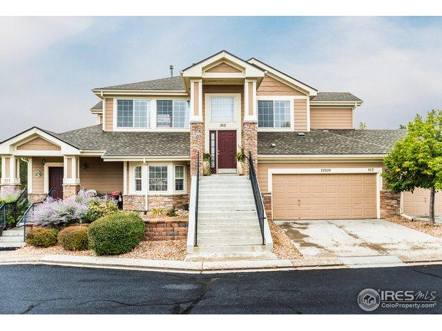 13939 Legend Trl #103, Broomfield, CO 80023 (MLS #864371) :: Downtown Real Estate Partners