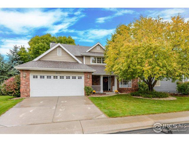 3231 Wetterhorn Dr, Fort Collins, CO 80525 (MLS #864393) :: Downtown Real Estate Partners