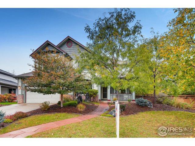 2227 Barn Swallow Dr, Longmont, CO 80504 (MLS #864406) :: 8z Real Estate
