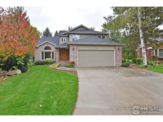 606 Breakwater Dr, Fort Collins, CO 80525 (MLS #864408) :: The Daniels Group at Remax Alliance