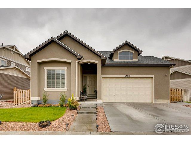 10818 Troy St, Commerce City, CO 80022 (MLS #864410) :: Kittle Real Estate