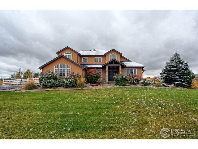 4415 Malibu Dr, Berthoud, CO 80513 (MLS #864417) :: 8z Real Estate
