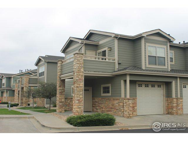 5775 29th St #409, Greeley, CO 80634 (MLS #864434) :: The Daniels Group at Remax Alliance