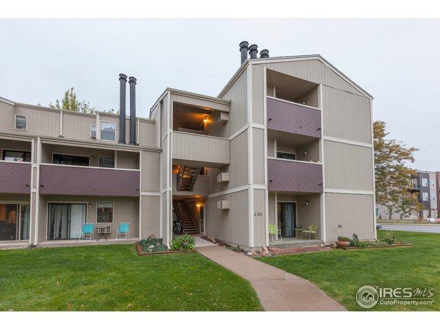 512 E Monroe Dr #331, Fort Collins, CO 80525 (#864454) :: The Griffith Home Team