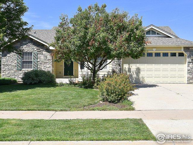 1505 61st Ave, Greeley, CO 80634 (MLS #864482) :: Downtown Real Estate Partners