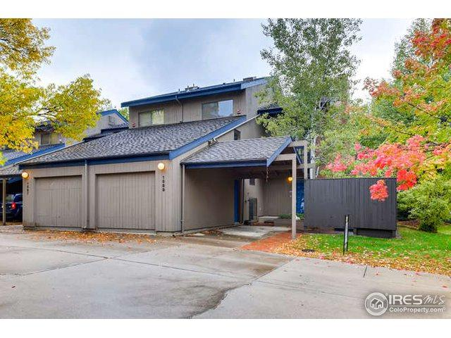 1589 48th St, Boulder, CO 80303 (MLS #864485) :: The Daniels Group at Remax Alliance