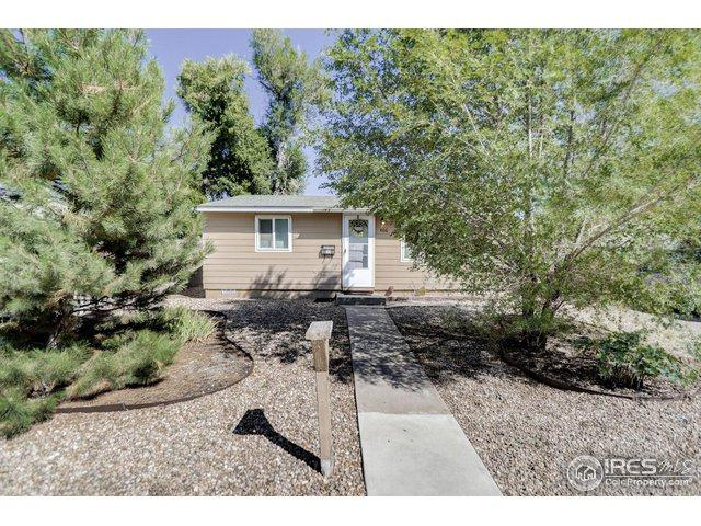 406 16th Ave Ct, Greeley, CO 80631 (MLS #864504) :: Downtown Real Estate Partners