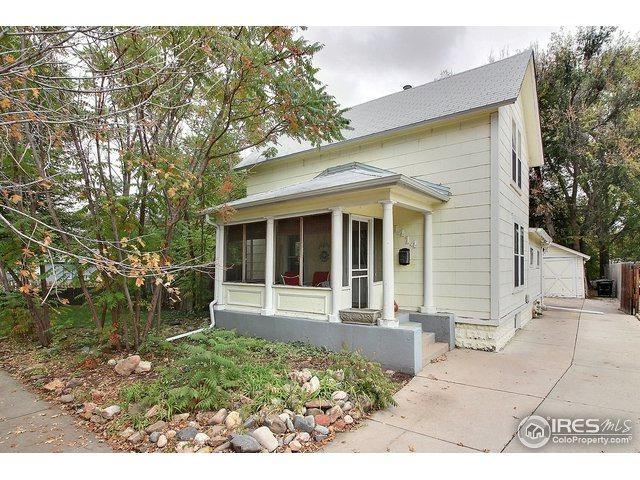 1414 11th Ave, Greeley, CO 80631 (MLS #864517) :: Kittle Real Estate