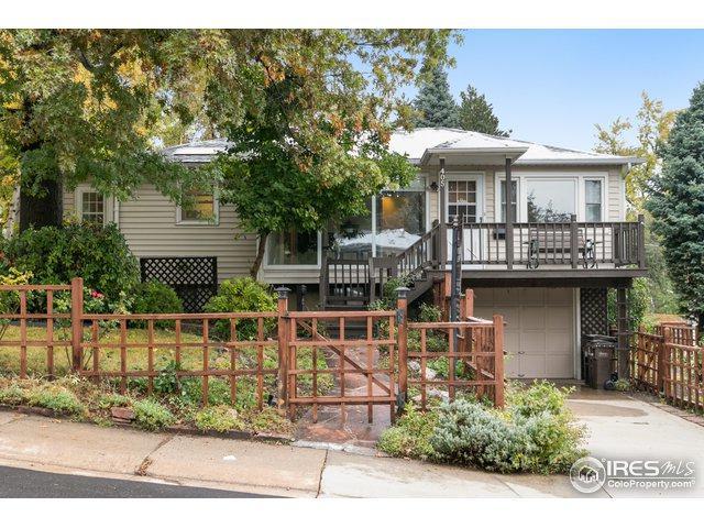 405 Iris Ave, Boulder, CO 80304 (MLS #864523) :: 8z Real Estate