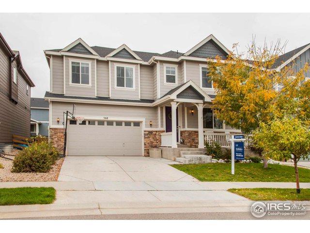 568 Gallegos Cir, Erie, CO 80516 (MLS #864533) :: 8z Real Estate