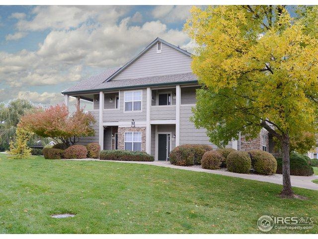 5225 White Willow Dr #110, Fort Collins, CO 80528 (MLS #864549) :: The Daniels Group at Remax Alliance
