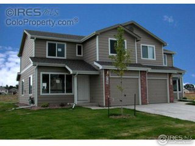 3120 Swan Point Dr, Evans, CO 80620 (MLS #864556) :: The Daniels Group at Remax Alliance