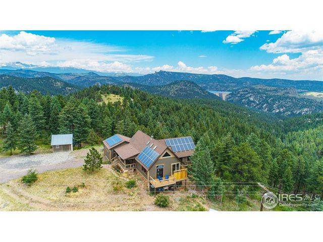 616 Tunnel 19 Rd, Golden, CO 80403 (MLS #864563) :: 8z Real Estate