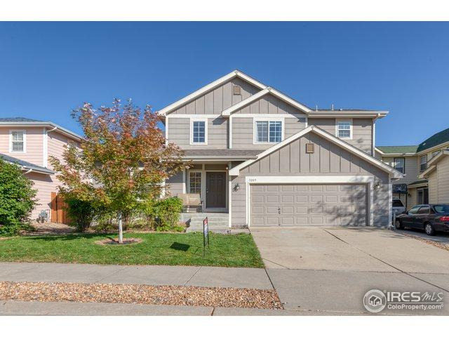 3289 Cummings Dr, Erie, CO 80516 (MLS #864568) :: 8z Real Estate