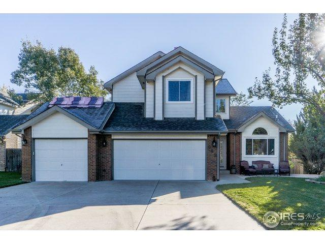 842 51st Ave, Greeley, CO 80634 (MLS #864572) :: Downtown Real Estate Partners