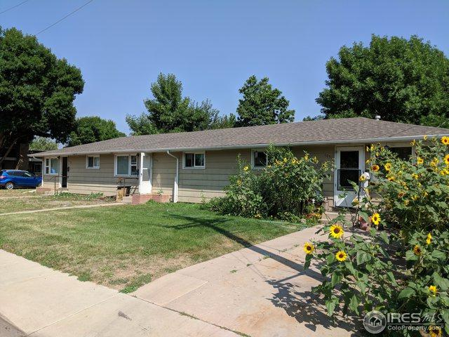 1051 W 8th St, Loveland, CO 80537 (MLS #864573) :: Downtown Real Estate Partners