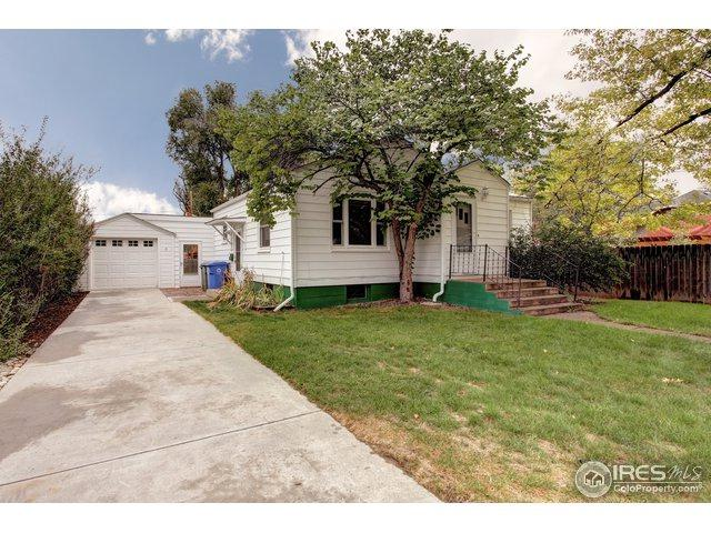 815 W 7th St, Loveland, CO 80537 (MLS #864574) :: Downtown Real Estate Partners