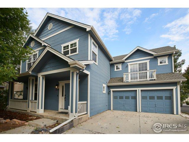 1214 Della St, Longmont, CO 80501 (MLS #864575) :: The Daniels Group at Remax Alliance