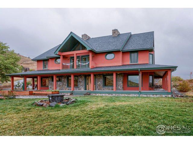 3070 Suri Trl, Bellvue, CO 80512 (MLS #864581) :: Downtown Real Estate Partners