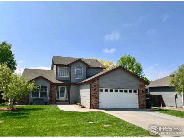 205 N 49th Ave, Greeley, CO 80634 (MLS #864614) :: Downtown Real Estate Partners